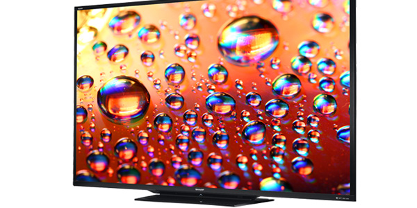 Rent Sharp 90″ LED HDTVs