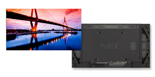 NEC X551UN 55″ Seamless Video Wall Panel Rentals