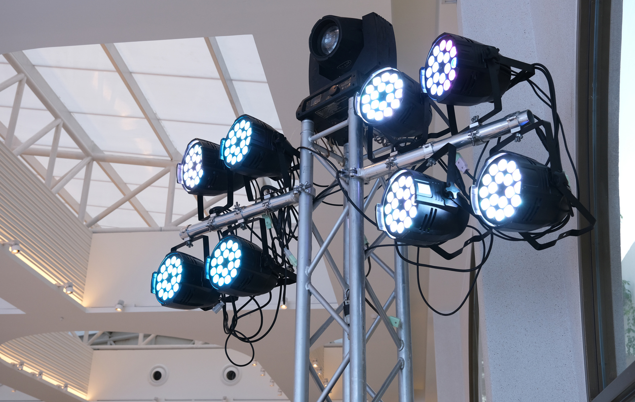 Event Lighting – Tips on Creating the Right Atmosphere